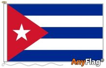 - CUBA ANYFLAG RANGE - VARIOUS SIZES